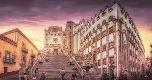 universidad de guanajuato - lugar mas visitado de mexico