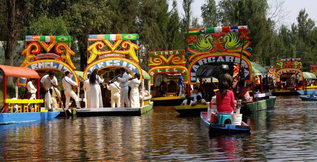 xochimilco mexico atractuvos turisticos