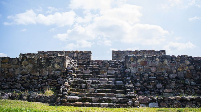 Zona Arqueológica La Nopalera