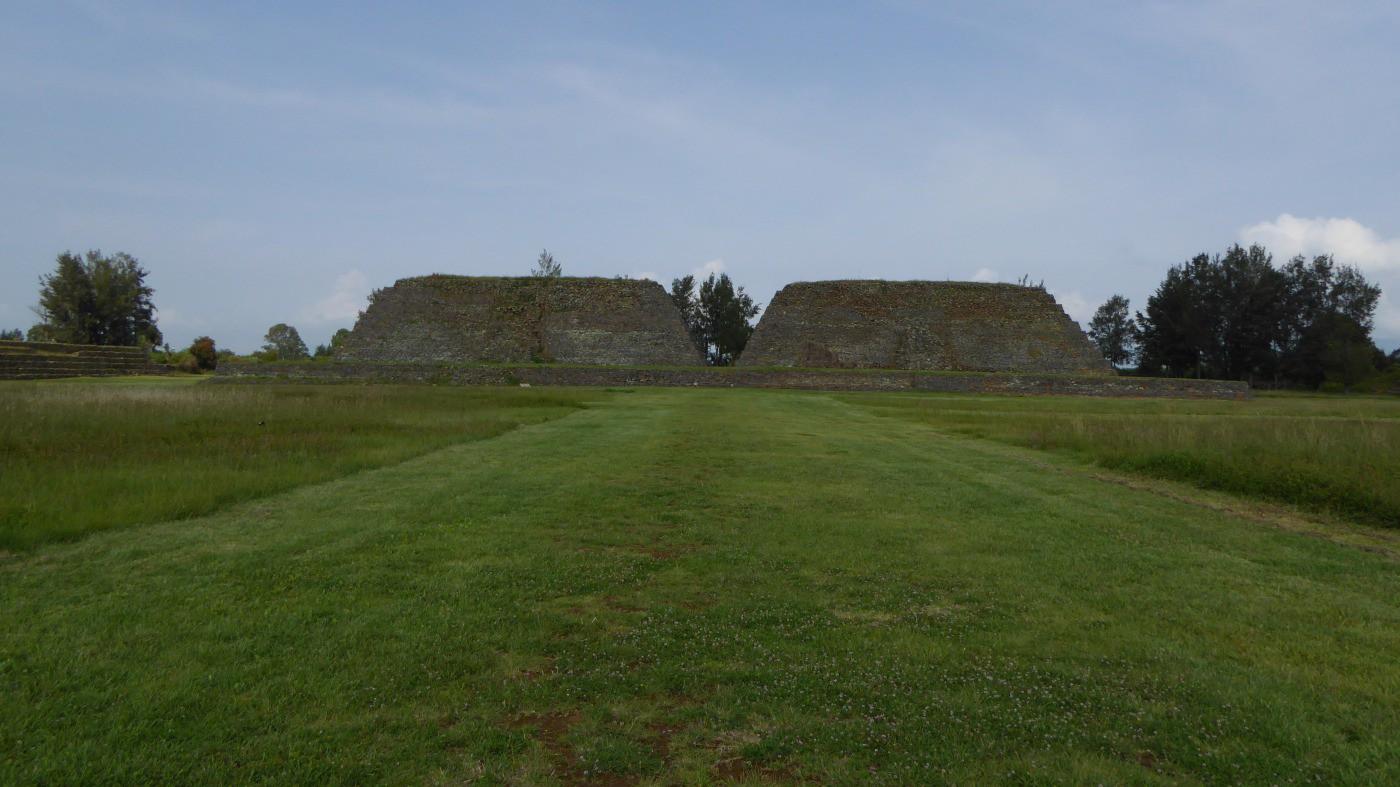 Zona Arqueológica de Ihuatzio
