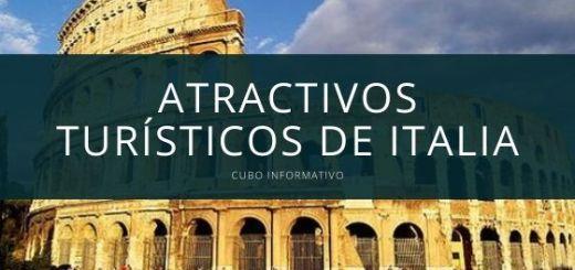 Atractivos Turísticos de Italia