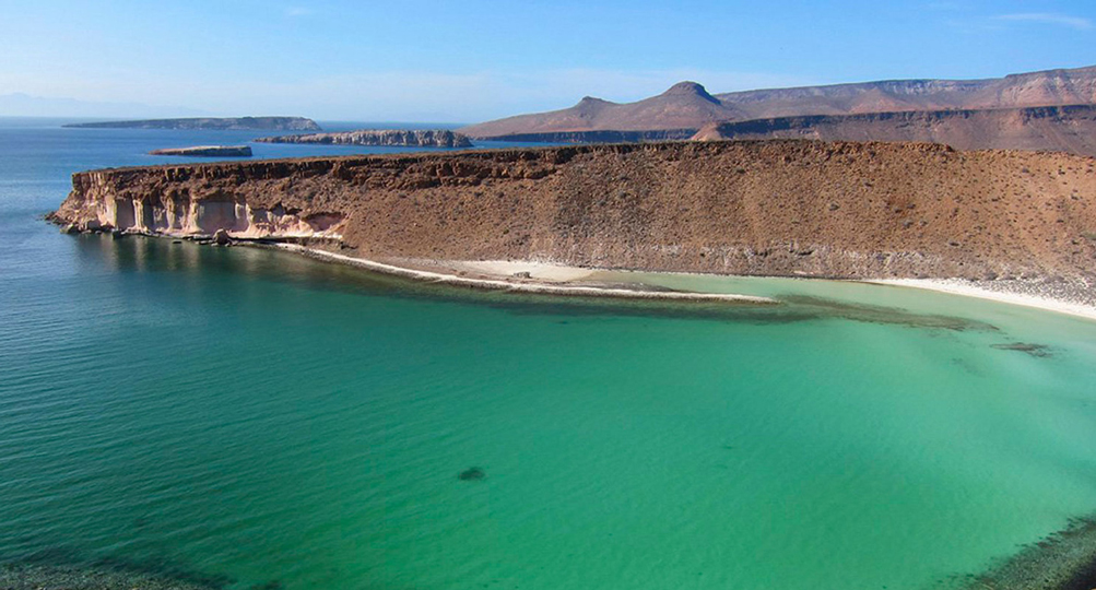 Isla del Tiburon de sonora