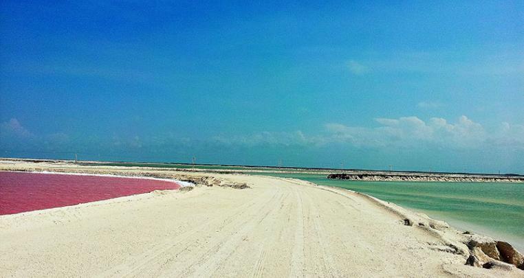 Las coloradas Merida Yucatan