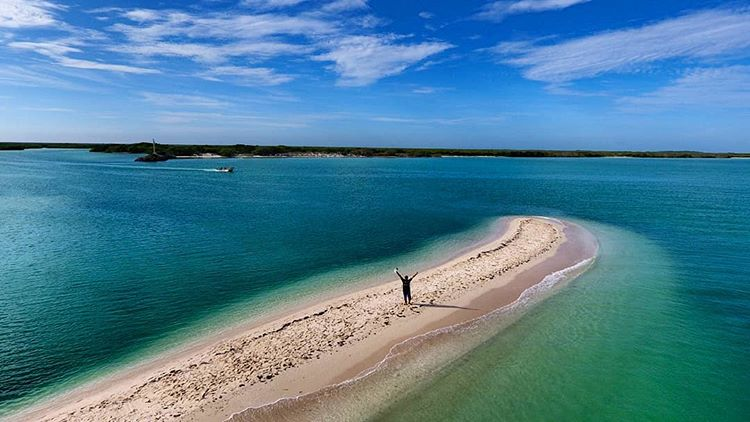 Playa las dunas Chuburna