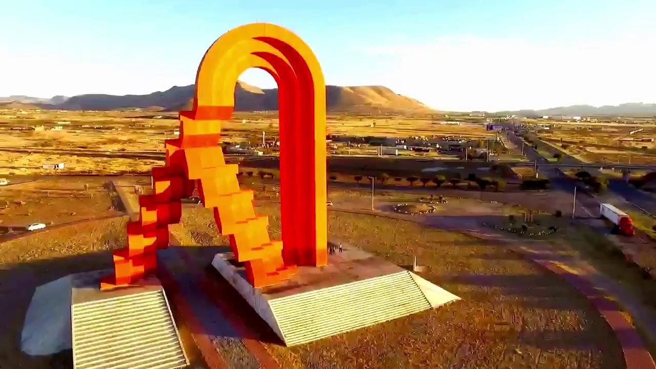 Puerta de Chihuahua sitio turistico