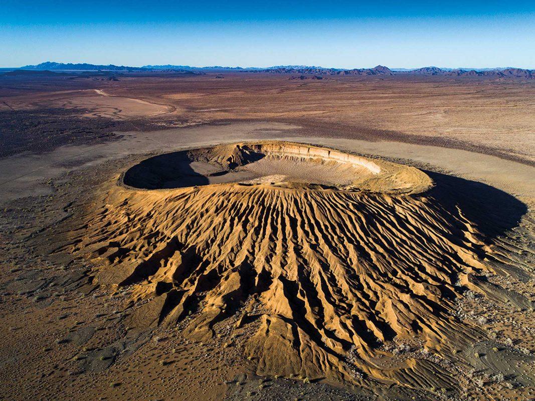 Reserva de la Biosfera El Pinacate y Gran Desierto