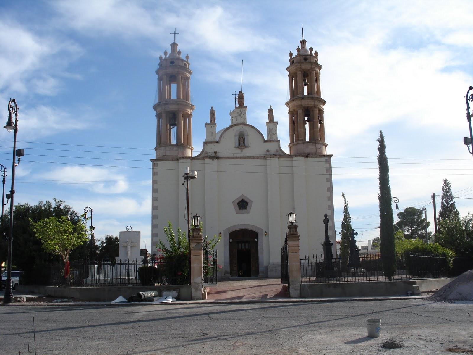 Santuario de Guadalupe chihuahua