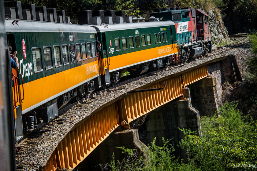 Tren Chepe chihuahua que hacer