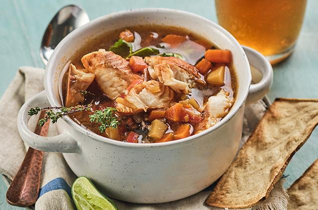 Caldo de OSO gastronomia de chihuahua