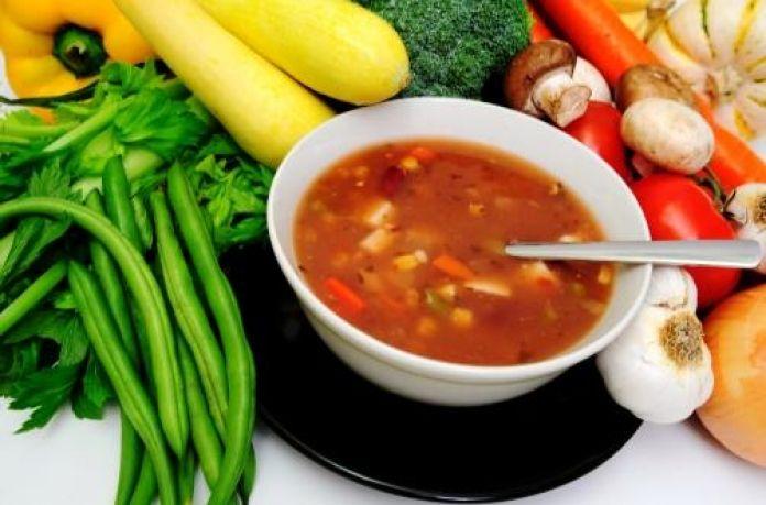Sopa campesina - platillo de aguascalientes