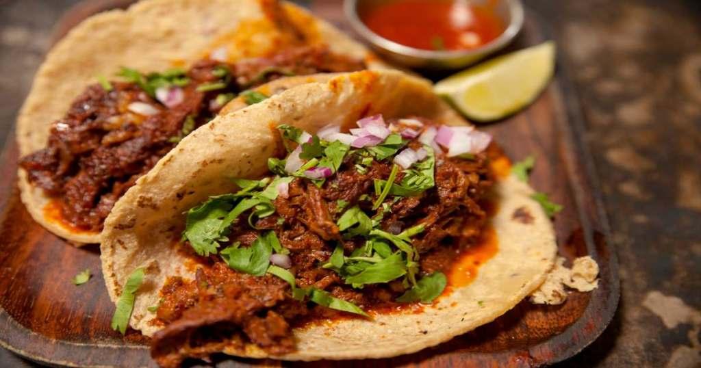 tacos tipicos de chihuahua