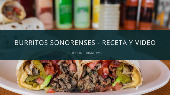 Burritos Sonorenses