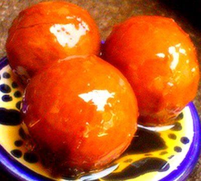 Cocoyol dulce de yucatan