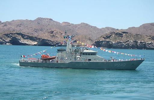 Día de la Marina Sonora