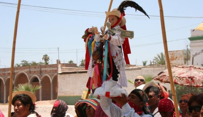 Fiesta de San Juan Bautista