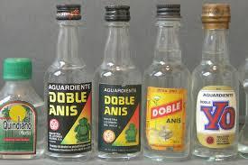 Aguardiente bebidas de colombia