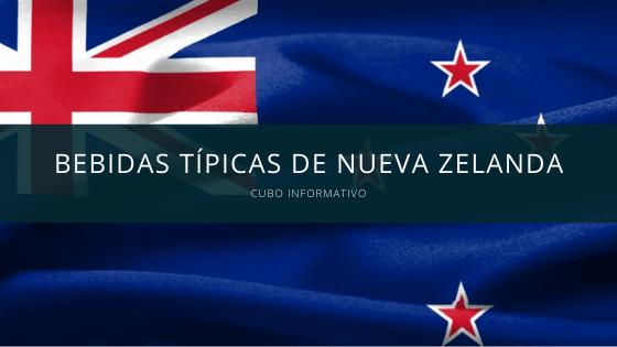 Bebidas Típicas de Nueva Zelanda
