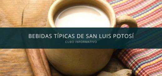 Bebidas típicas de San Luis Potosí