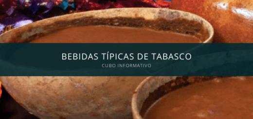 Bebidas típicas de Tabasco