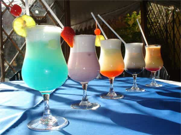 Nevados Don Hermilo bebidas puebla