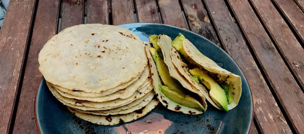 Tortillas de maiz gastronomia chiapas