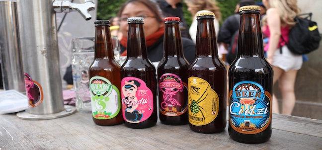 cervezas bebidas tipicas de Guanajuato