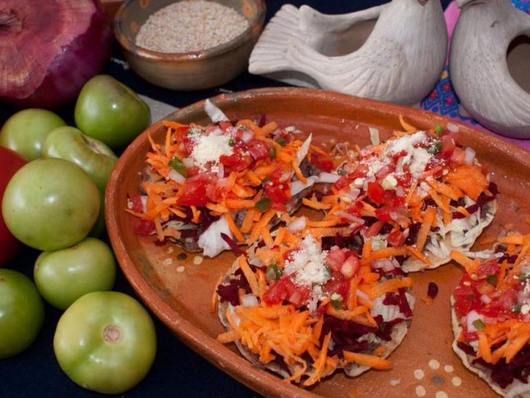 chalupas gastronomía de san cristobal de las casas