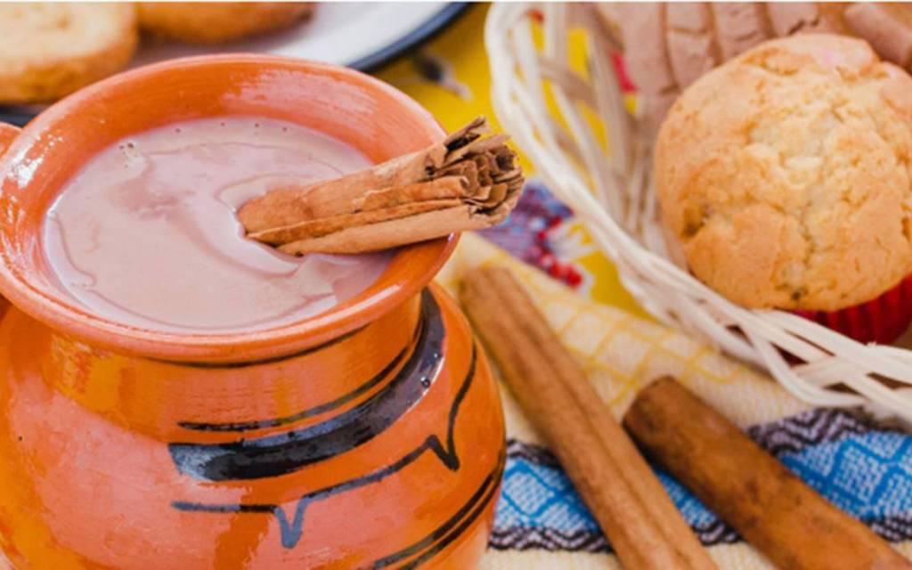 Atole de Pinol bebida tradicional oaxaqueña