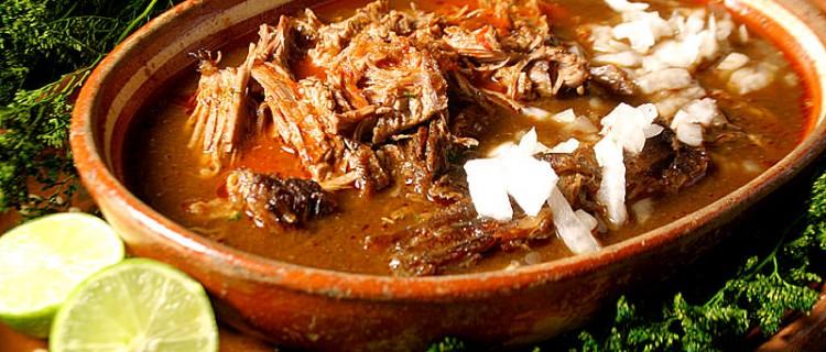 Barbacoa de chivo comidas acapulco
