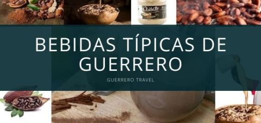 Bebidas Típicas de Guerrero