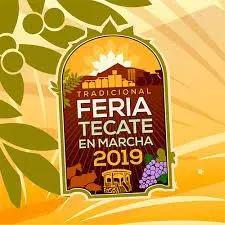 """Feria Regional """"TECATE EN MARCHA""""."""
