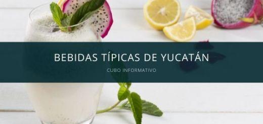 bebidas tipicas de yucatan