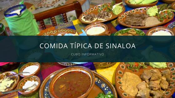 Comida típica de Sinaloa