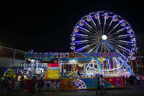 Feria Internacional Mesoamericana de Tapachula fiestas tradicionales de chiapas