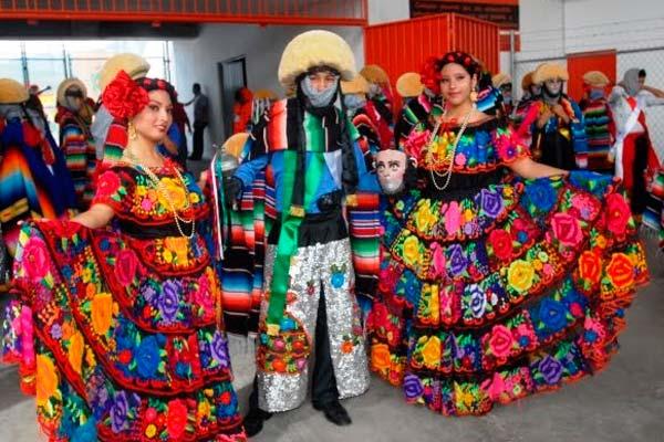 Traje típico de la Mujer de Chiapas