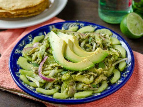 aguachile comida tipica de Sinaloa