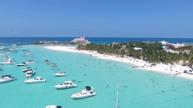 isla mujeres lugares a conocer en Cancun