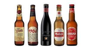 marcar cervezas españolas