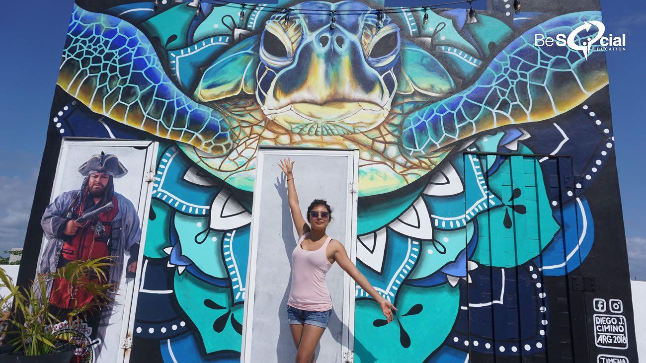 murales de playa que ver