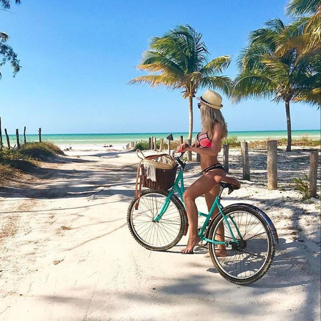 recorrer holbox en bicicleta - que hacer y ver en holbox