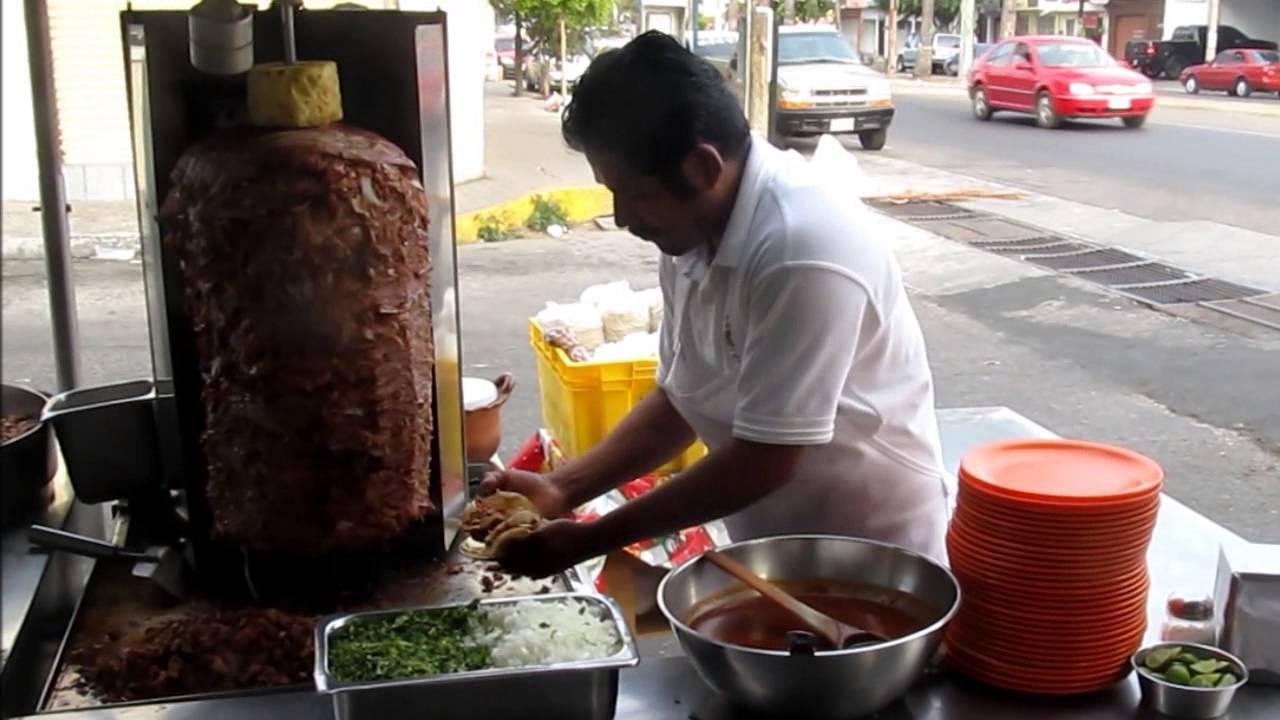 tacos de carreta comidas tipicas de sinaloa