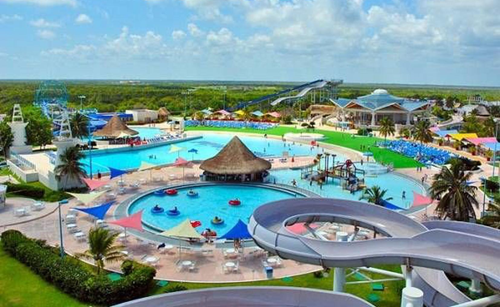 ventura park cancun lugares a conocer en cancun