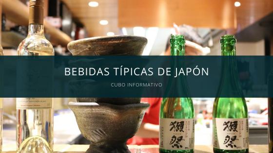 Bebidas típicas de Japón
