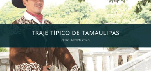 Traje típico de Tamaulipas