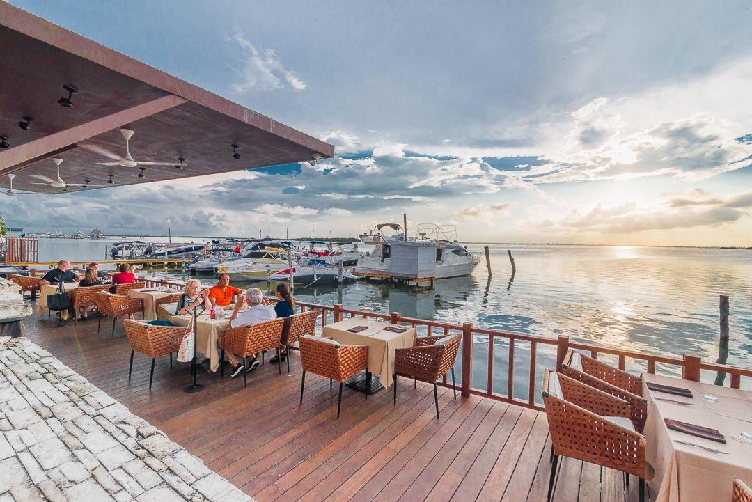 Cenacolo cancun restaurante