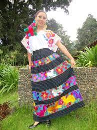 Traje de Acateca traje tipico de Guerrero