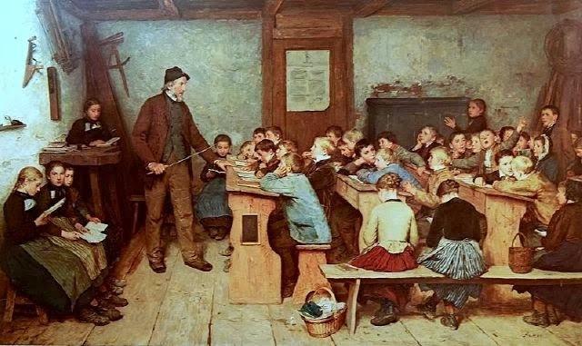 historia de la educacion tradicional