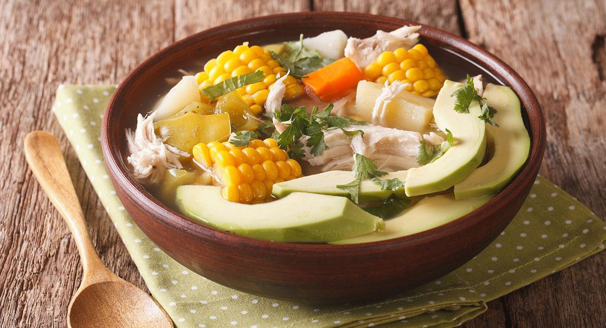 El Ajiaco comida tipica cubana