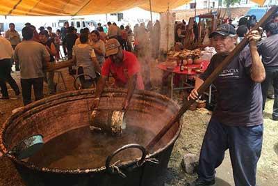 Mole Prieto platillo tlaxcala