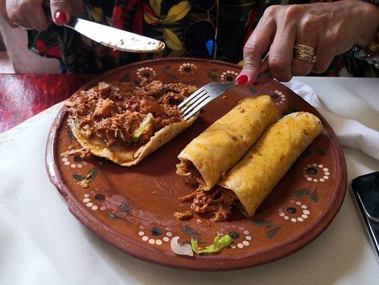 Rincón Maya restaurante aguascalientes